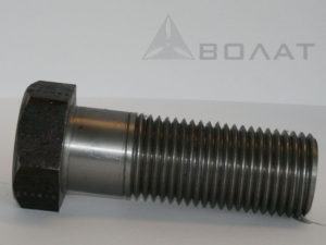 Болты ГОСТ 10602-94 с шестигранной головкой с диаметром резьбы свыше М48-2